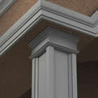 Profilele decorative din polistiren IZODECOR